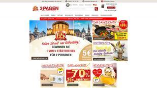 Erfahrungen mit 3pagen.de