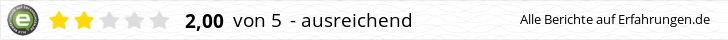 Erfahrungen mit kredit.de - Erfahrungen.de